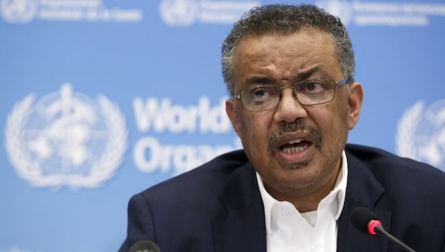 WHO chief warns against pursuing herd immunity against COVID-19, calls strategy 'simply unethical'