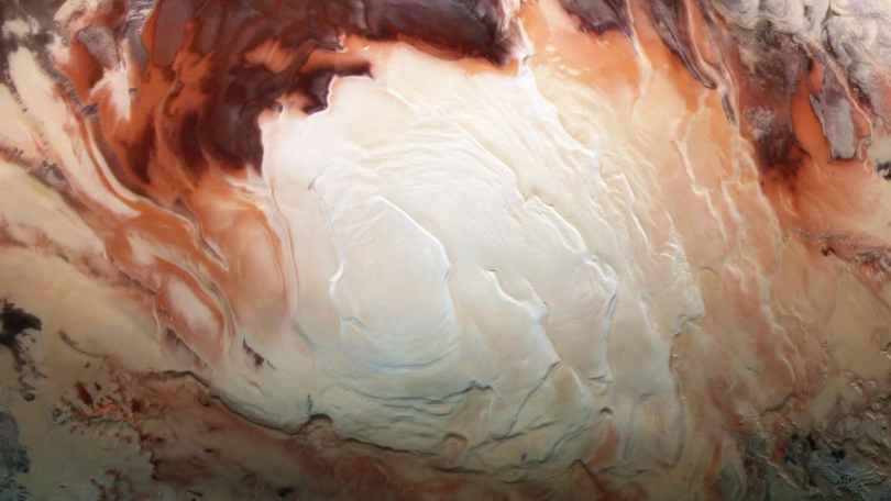 Mars has multiple pools of liquid water around a main reservoir, astronomers argue in new study
