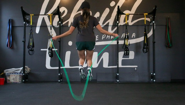 Study shows lockdown led to less exercise, weight gain: Here are four cardio workouts to do at home