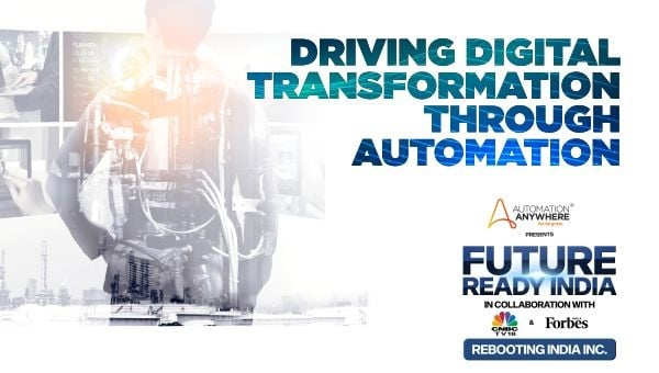Automation to drive business continuity, efficiency and value addition from human resources