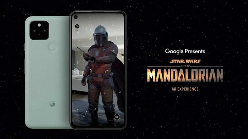 Google, Lucasfilm team up to launch The Mandalorian AR app for 5G Pixel and Android phones