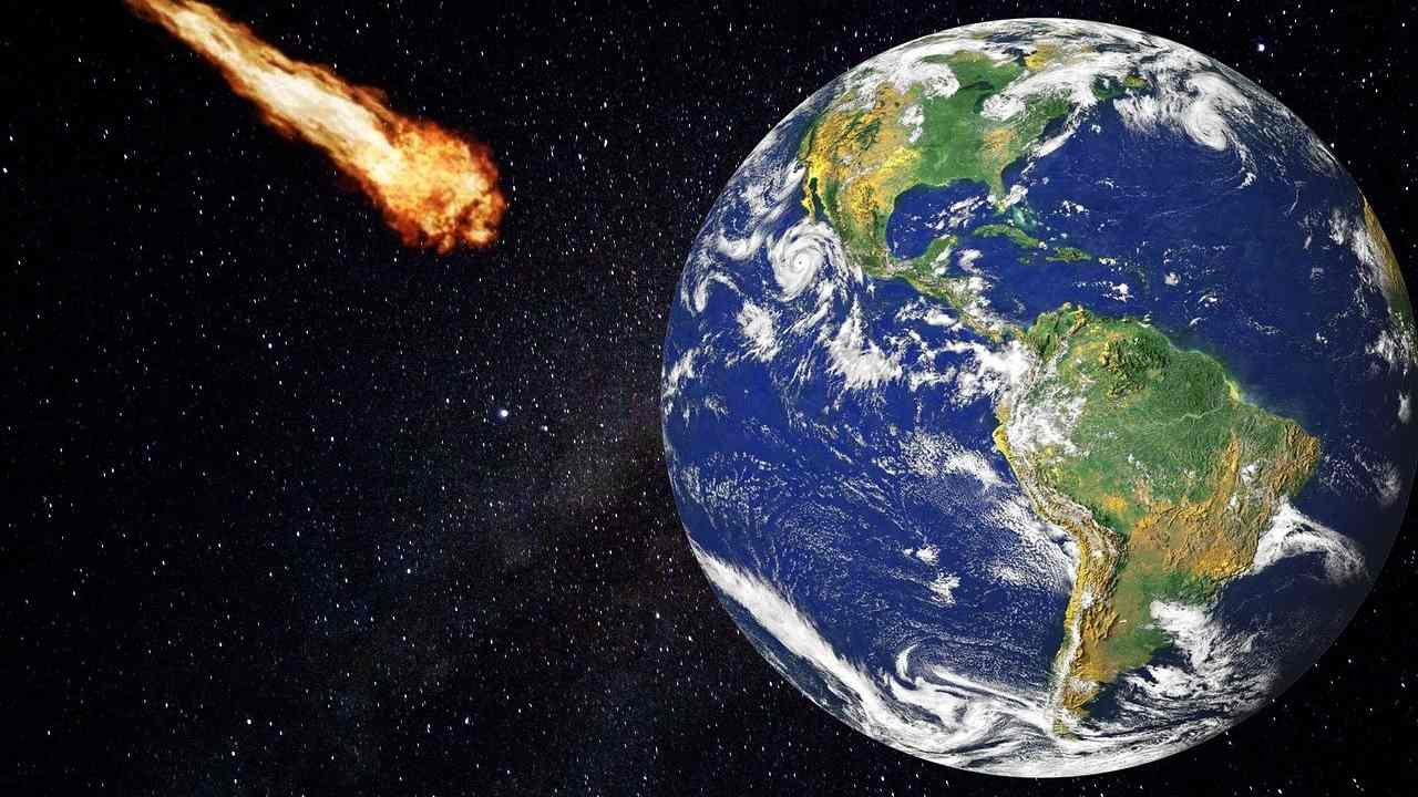 Potentially hazardous asteroid as big as the Eiffel tower will safely pass by Earth on 1 June- Technology News, Gadgetclock