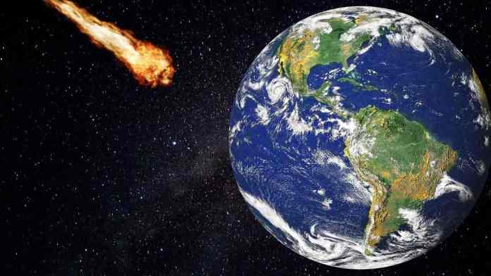 Near Earth Asteroid 2016 AJ193 will fly by Earth on Saturday, 21 August. Image credit: Pixabay