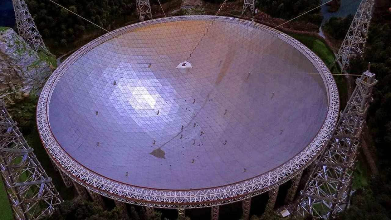 After collapse of Arecibo Observatory, China allows international scientists to use its space telescope- Technology News, Gadgetclock