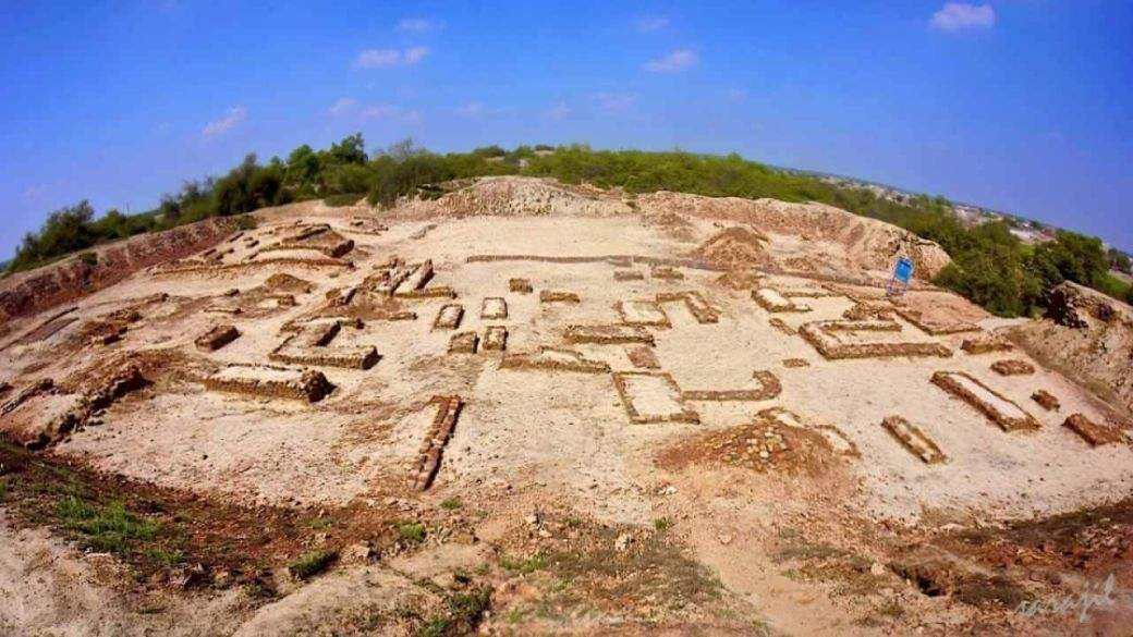 Fat residue found in Harappan civilisation cooking pots show that they consumed meat