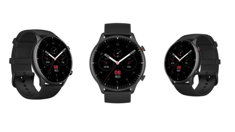 Amazfit GTR 2 Smartwatch with SpO2 launching in India on 17 December