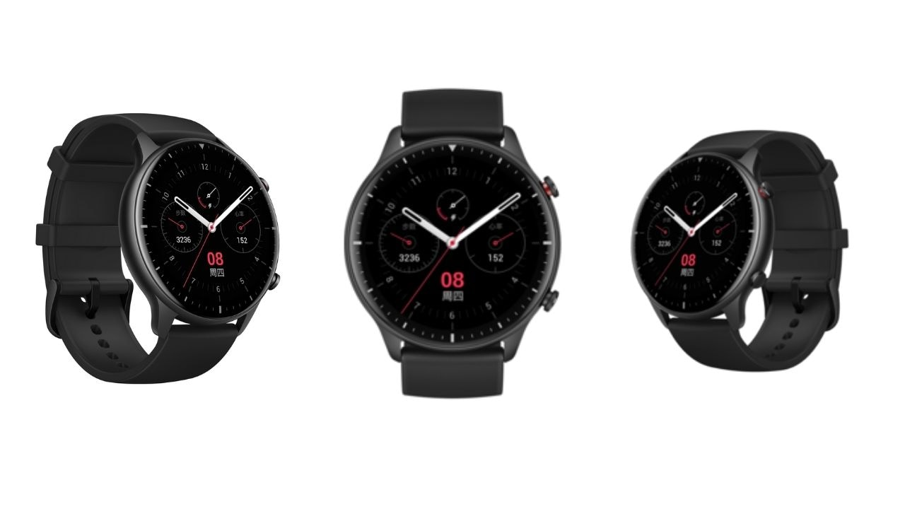 Amazfit GTR 2 Smartwatch with SpO2 launching in India on 17 December- Technology News, Gadgetclock