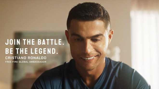 Cristiano Ronaldo is the latest global brand ambassador for the Free Fire game- Technology News, Gadgetclock