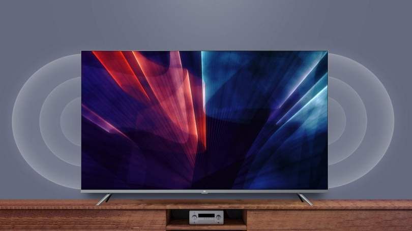 Xiaomi's new Mi QLED 4K TV with a Dolby Audio, Android 10 launched in India at Rs 54,999- Technology News, Gadgetclock