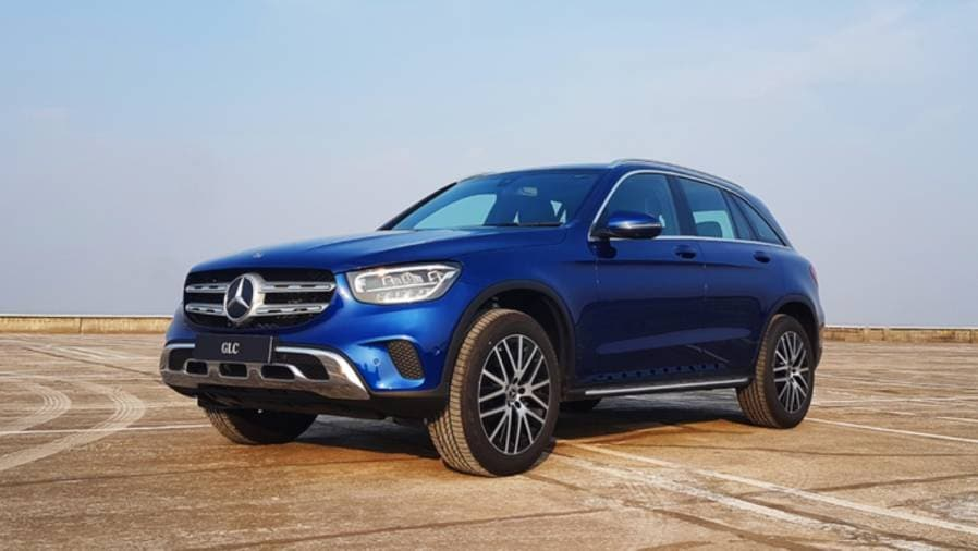 Mercedes-Benz GLC 2021 launched in India at a starting price of Rs 57.4 lakh- Technology News, Gadgetclock