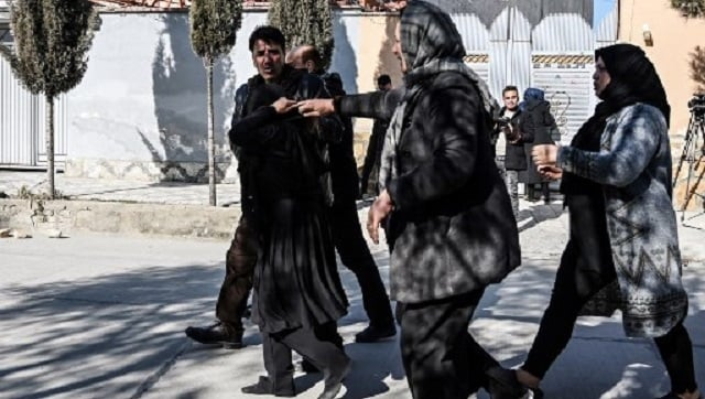 Gunmen shoot dead two women judges of Afghanistan's Supreme Court in Kabul; Ashraf Ghani blames Taliban