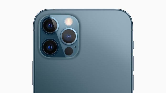 Apple iPhone 12 Pro displayed for representation only. Image: Apple