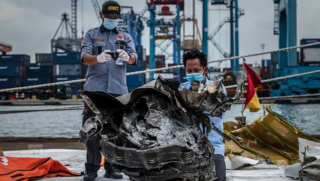 Indonesian aircraft that crashed went from zero flights to 132 in less than a month