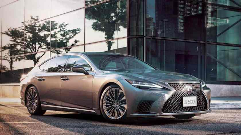 Lexus LS 500h, LS 500h Nishijin launched in India at Rs 1.91 crore, Rs 2.22 crore respectively
