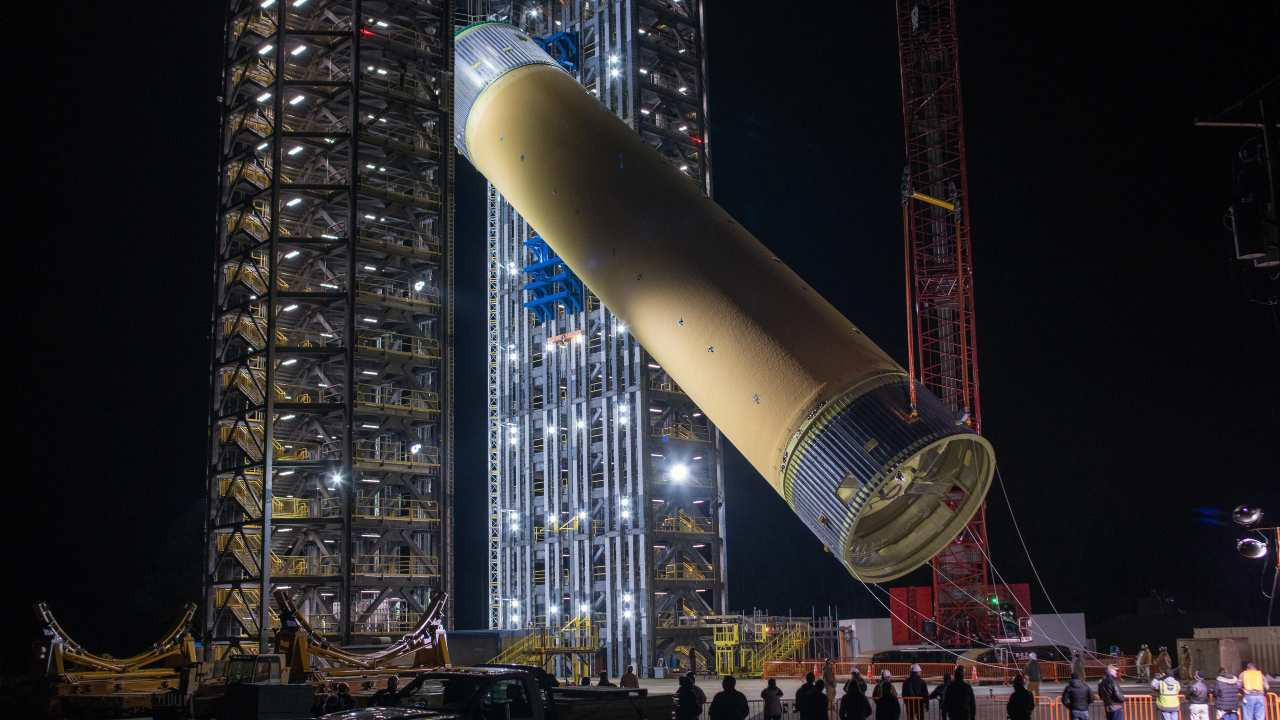 NASA's SLS rocket faces new setback that could delay astronauts' return to the moon- Technology News, Firstpost