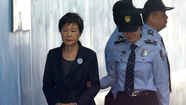 South Korea's top court upholds 20-year jail term for ex-president Park Geun-hye in bribery case