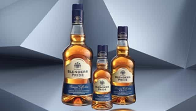 Seagram's Blenders Pride wins three international awards at London Spirits Competition 2020