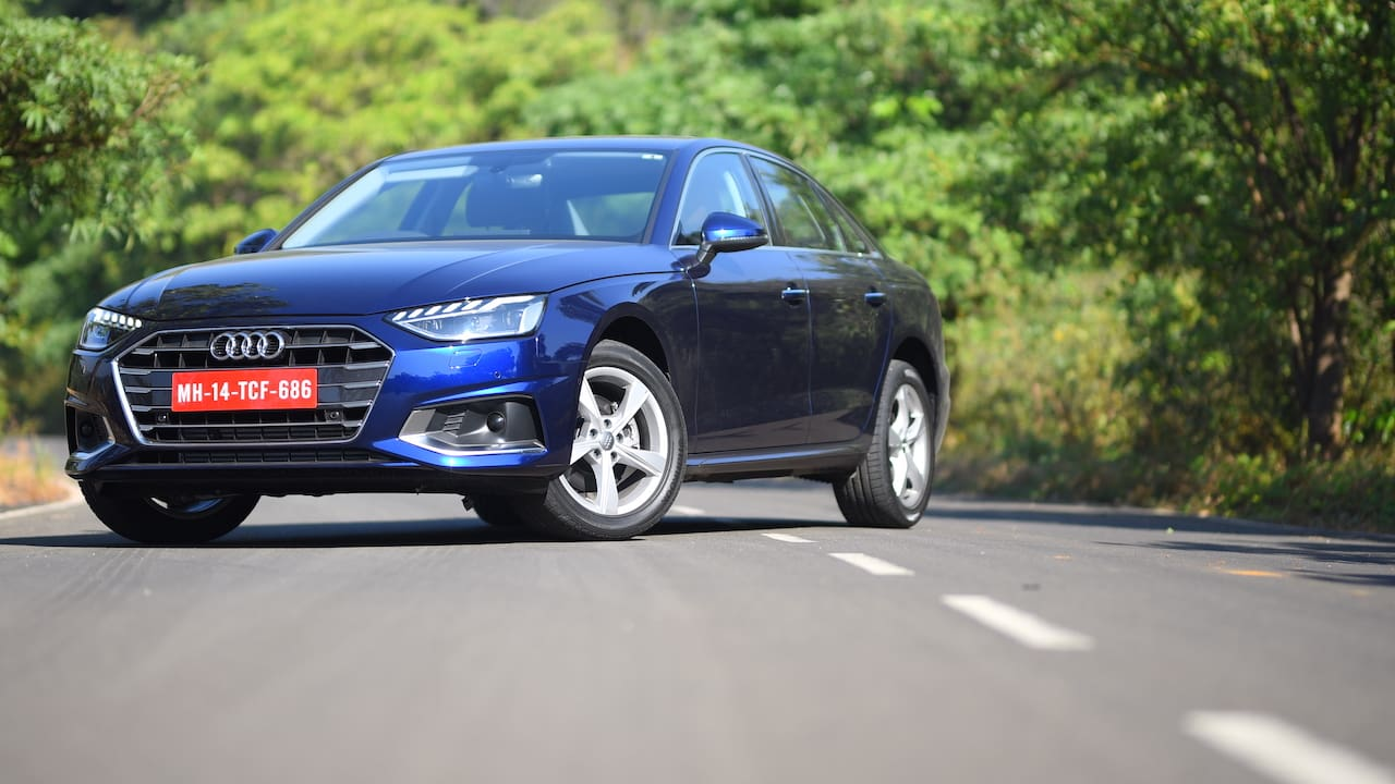 Audi A4 2021 facelift launched in India, pricing starts at Rs 42.34 lakh, available for pre-booking- Technology News, Gadgetclock