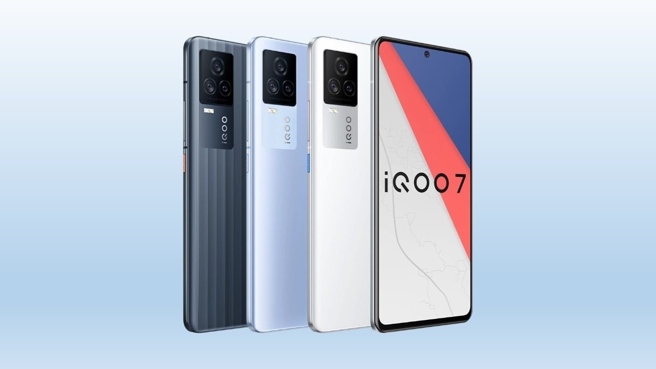 iQoo 7 with Snapdragon 888 chipset, 120 W fast charging support launched in China- Technology News, Gadgetclock