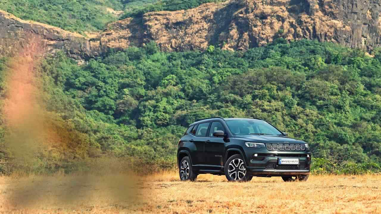 Jeep Compass 2021 facelift with revised interiors unveiled in India ahead of February launch- Technology News, Gadgetclock