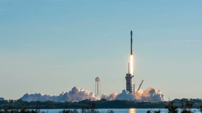 SpaceX launches its first batch of 60 Starlink satellites for the new year
