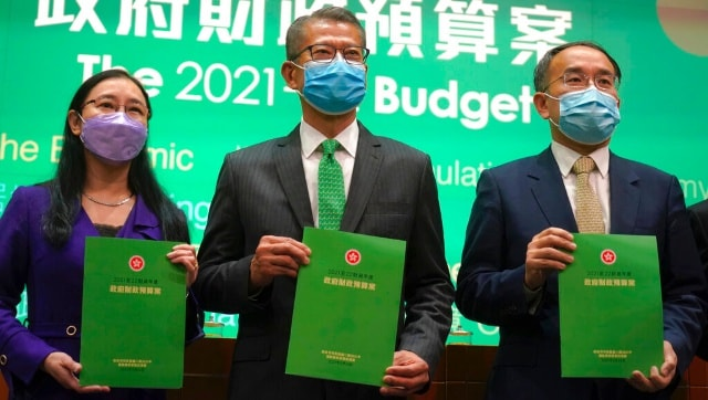 Hong Kong to spend $15.4 billion in fiscal measures to stabilise virus-ravaged economy