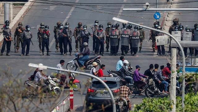 Myanmar's anti-coup protest sees deadliest day since govt's dismissal; forces kill dozens, say reports