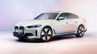 BMW i4 electric four-door coupe showcased in production form- Technology News, Gadgetclock