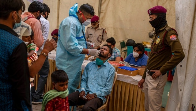 India sees record single-day spike of 3,60,960 new COVID-19 cases and 3,293 deaths