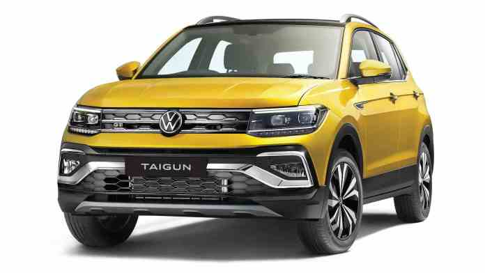 Volkswagen Taigun SUV revealed in production form ahead of festive season launch