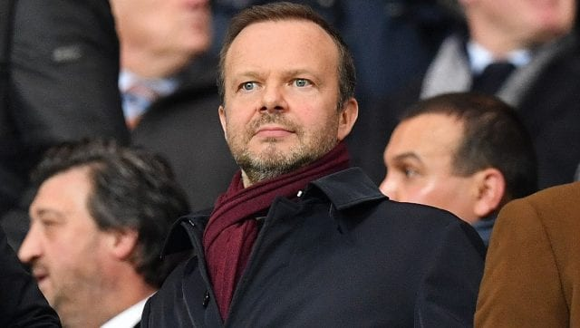 Manchester United 'do not seek' Super League revival, says Ed Woodward