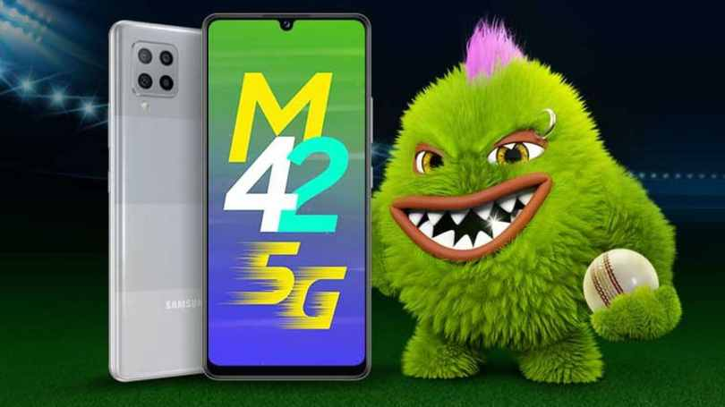 Samsung Galaxy M42 with Snapdragon 750G chipset to launch in India on 28 April