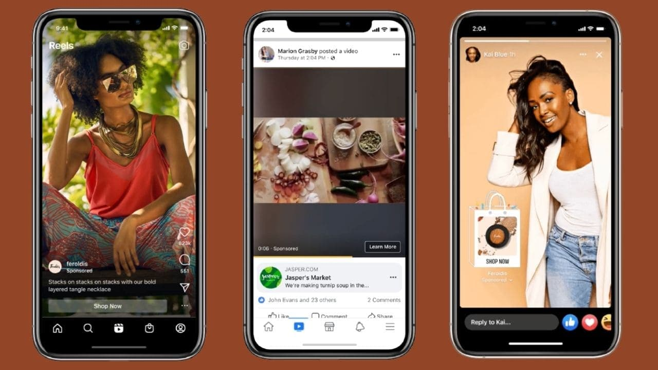 Instagram starts testing Reels ads in India, Facebook tests custom Sticker ads for Stories- Technology News, Gadgetclock