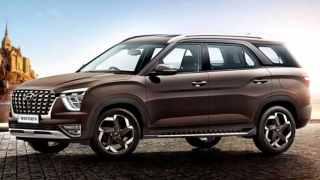 New Hyundai Alcazar images reveal key design details, to get 2.0-litre petrol engine- Technology News, Gadgetclock