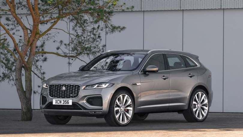 Jaguar F-Pace facelift India launch confirmed for May 2021, bookings now open