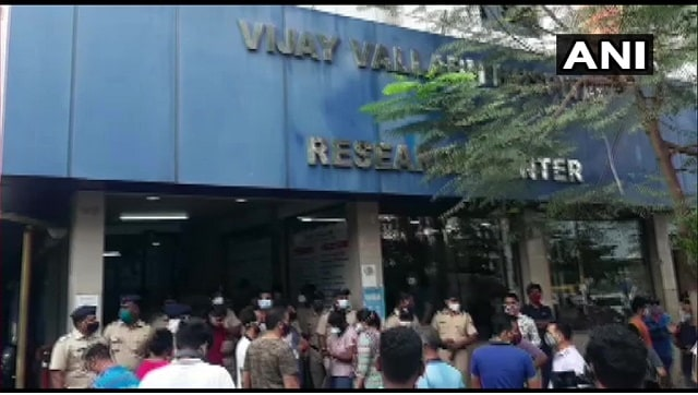 13 patients die in fire at ICU ward of COVID-19 hospital in Maharashtra's Virar-India News , GadgetClock""