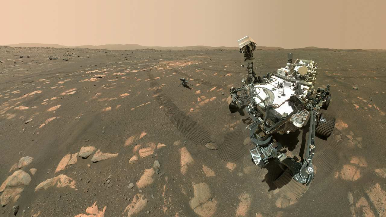 Perseverance rover converts CO2 into oxygen on Mars for the first time- Technology News, Gadgetclock