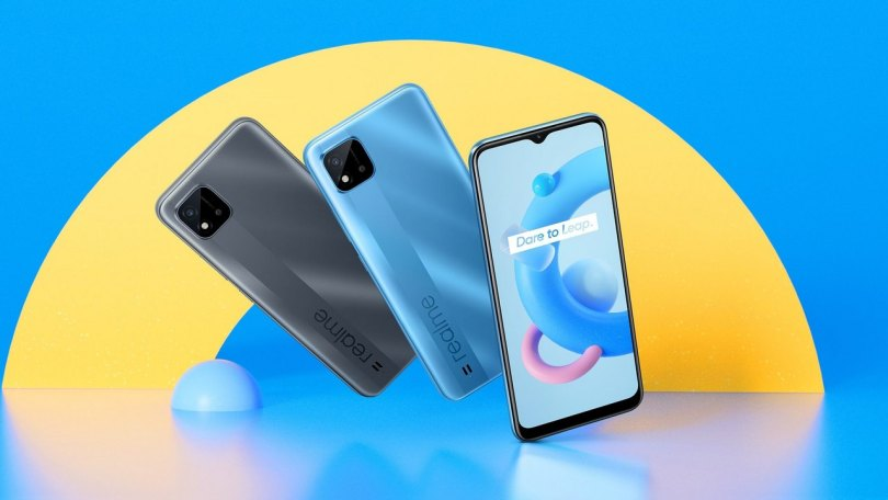 Realme C20, Realme C21, Realme C25 to launch in India on 8 April at 12.30 pm