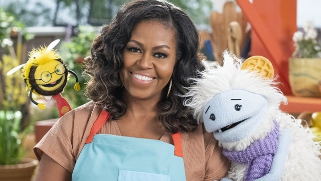 Michelle Obama's Waffles and Mochi highlights why children's food shows need to focus on healthy eating