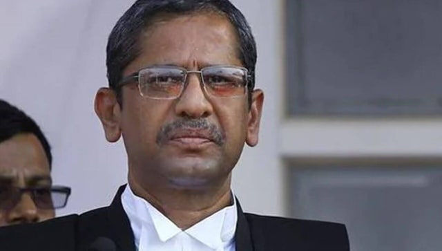 Actively considering live telecast of Supreme Court proceedings, says CJI NV Ramana