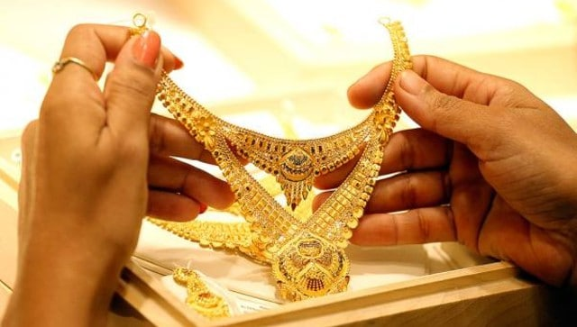 Gold prices fall by Rs 229, silver tumbles Rs 717 due to decline in global rates