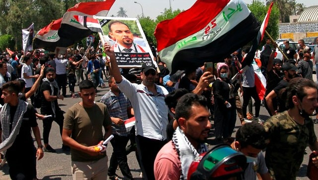 One killed as demonstrators clash with security forces over targeted killings of activists, journalists-World News , Firstpost