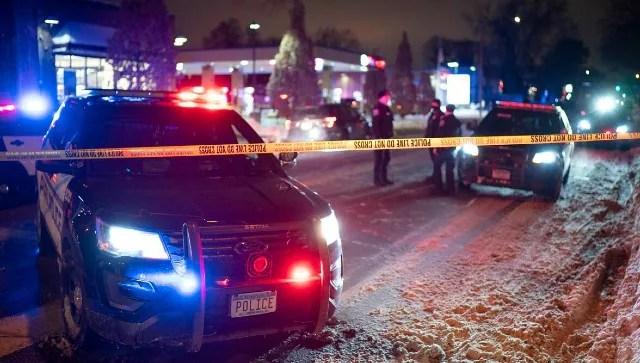 Two dead, eight wounded as gunmen open fire near nightclub-World News , Firstpost