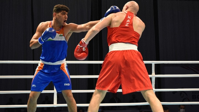 Asian Boxing Championships: Sanjeet fetches lone gold among men as Amit Panghal, Shiva Thapa end with silver