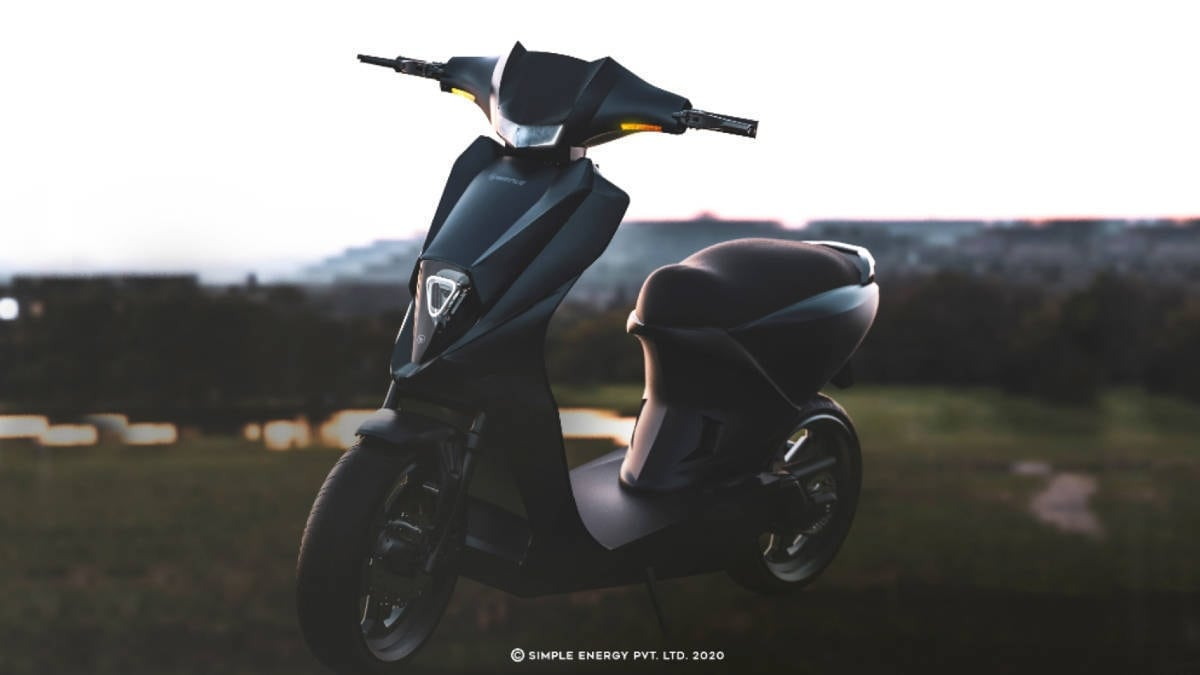 Bengaluru start-up Simple Energy to launch Mark 2 electric scooter on 15 August, 2021- Technology News, Gadgetclock
