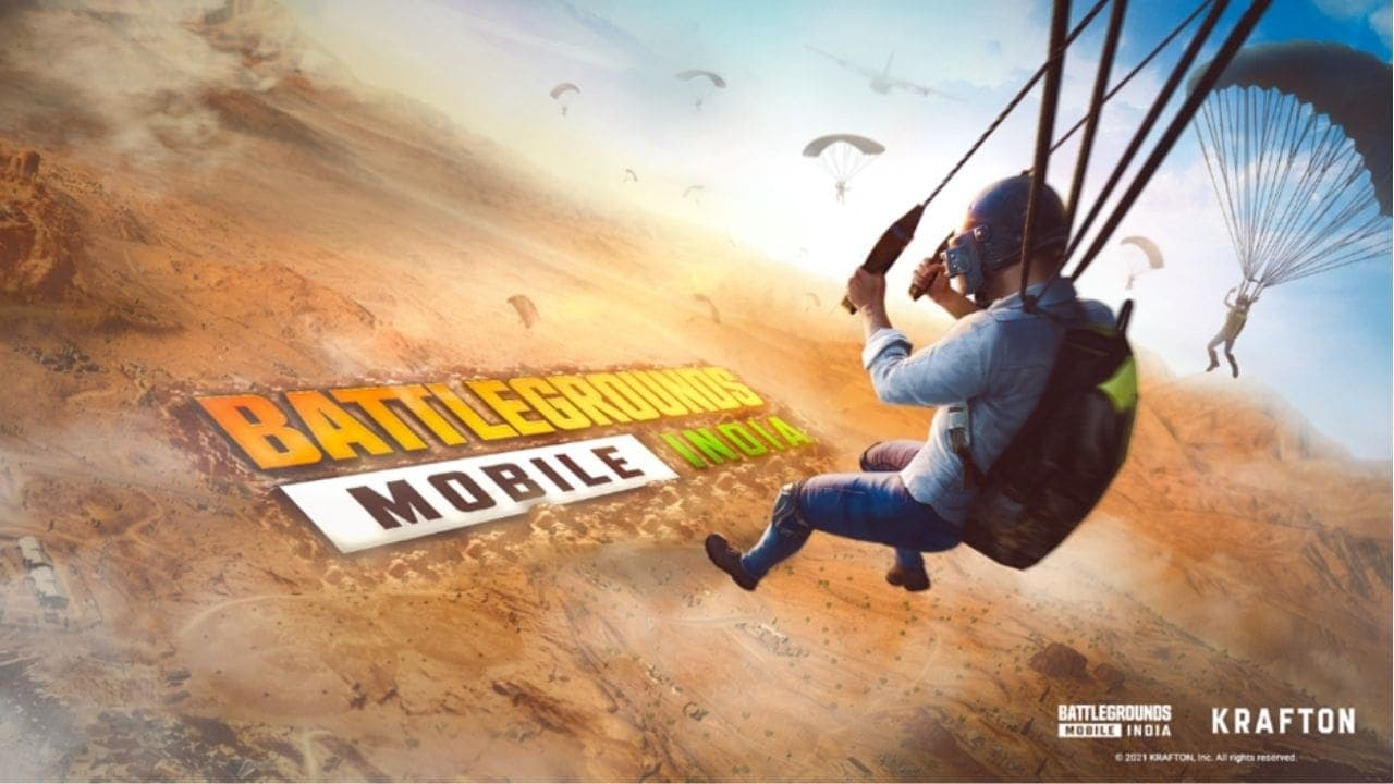 Battlegrounds Mobile India will replace PUBG Mobile in India, Krafton officially unveils the logo- Technology News, Gadgetclock
