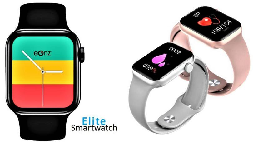 eOnz Elite Smartwatch with SPO2, heart rate monitor and more launched at Rs 3,990- Technology News, Gadgetclock