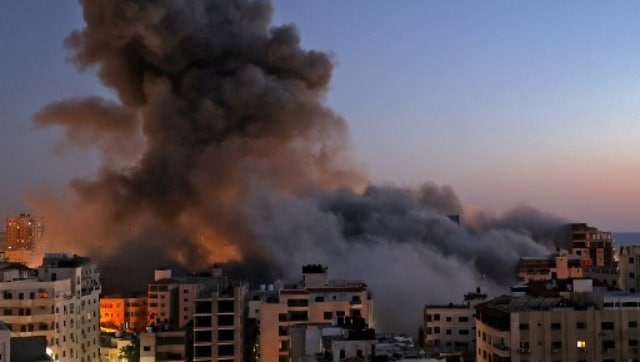 At least 30 dead, including 10 Palestinian children as Israel-Gaza violence escalates