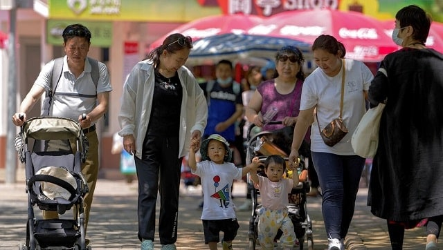 China's efforts to stir demographic boom finds few takers-World News , Firstpost
