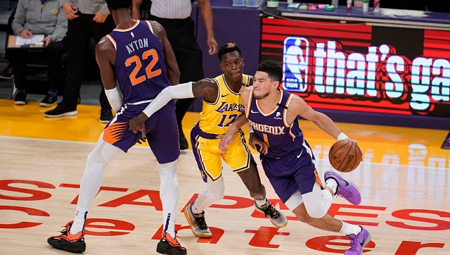 NBA: Phoenix Suns defeat leaves LeBron James, Los Angeles Lakers on brink of playoffs exit